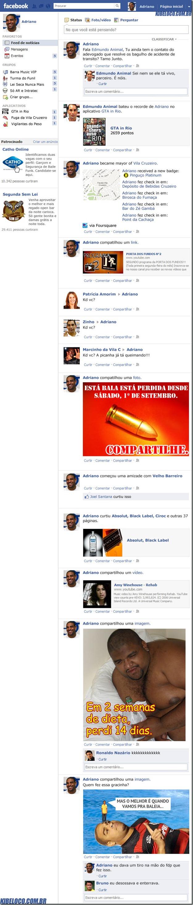 Facebook-Adriano