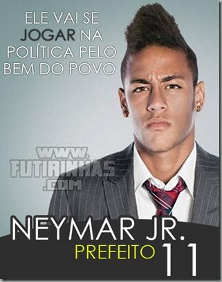 neymar-prefeito