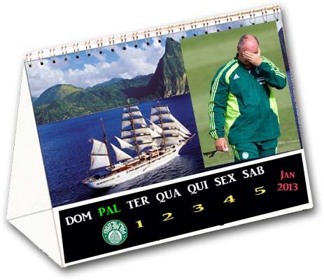 Por Alexandre: Estão previstas algumas mudanças no calendário 2013