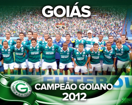 Goias Campeão 2012