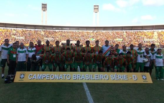 SAMPAIO CAMPEÃO SÉRIE D