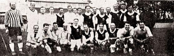 TIME DO SÃO PAULO DA FLORESTA 1932