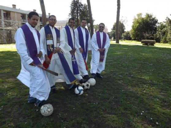 O padres da Seleção Brasileira