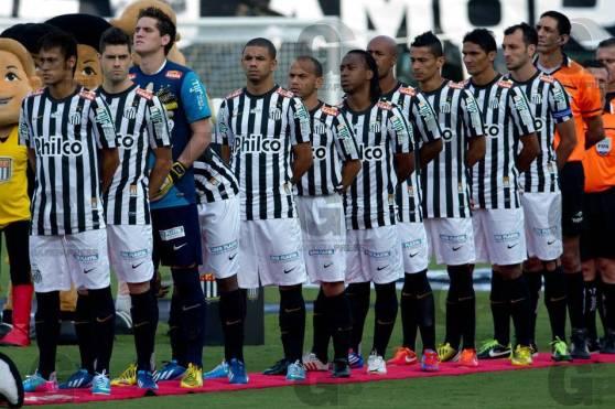 SANTOS FC VICE CAMPEAO PAULISTA 2013