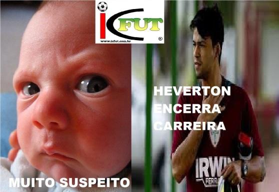 HEVERTON PORTUGUESA ENCERRA CARREIRA !!!
