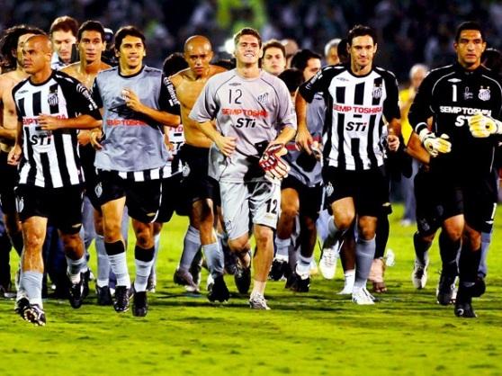 SANTOS FC BI VICE CAMPEÃO PAULISTA 2009