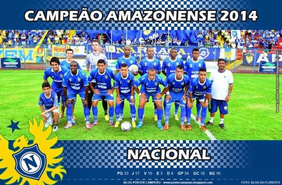 poster_nacional_campeao_amazonense_2014