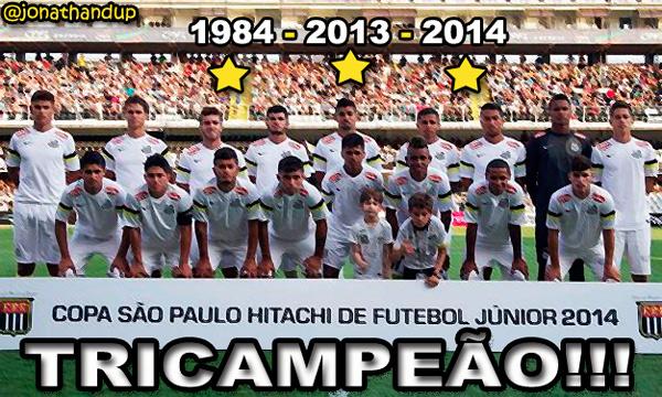Santos-Campeão-Copa-São-Paulo