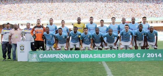 BRASILEIRO SÉRIE C - Paysandu x Macaé - Final