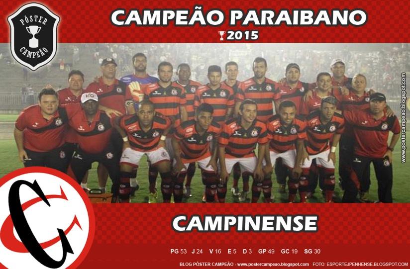 poster_campinense_campeao_paraibano_2015